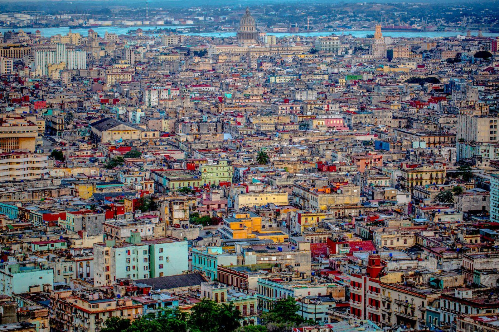 Havana Upper Class Cubans