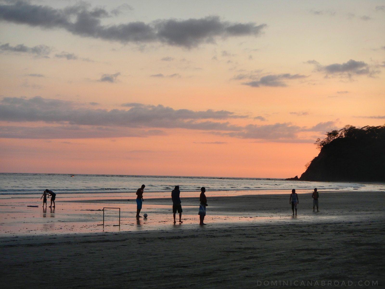 puerto carillo costa rica beach