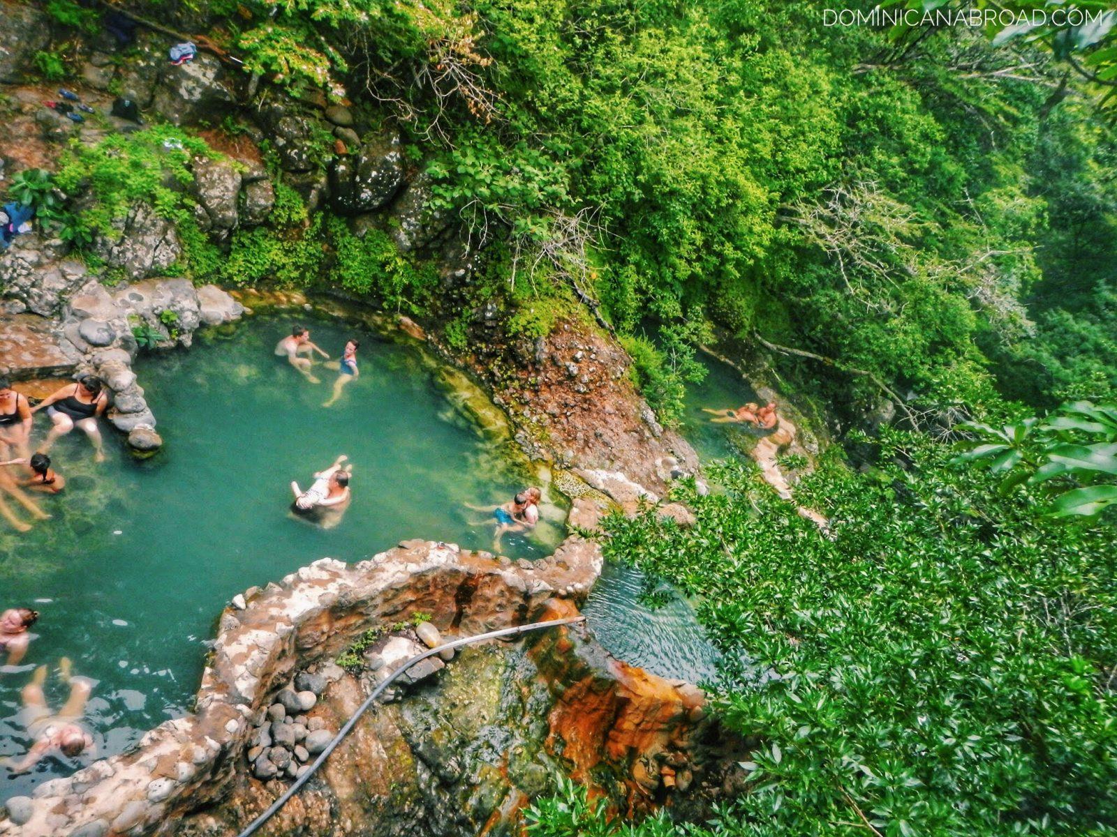 Rincon de la vieja hot springs costa rica