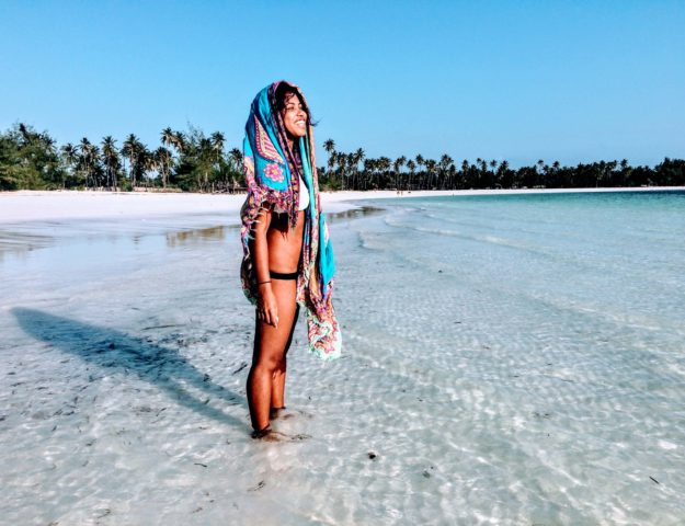 best beaches in africa